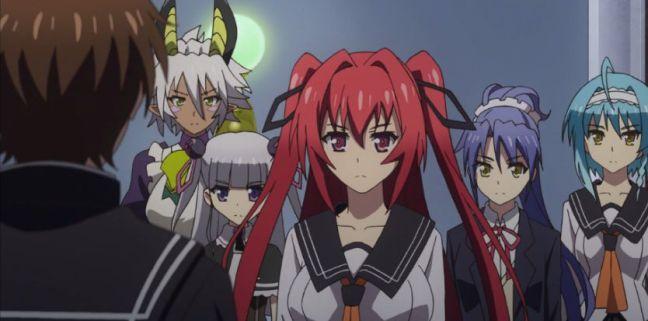 Shinmai Maou no Testament Season 3