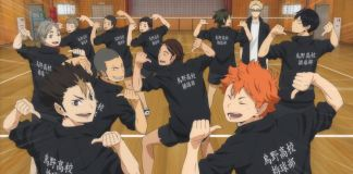 Haikyuu Season 4