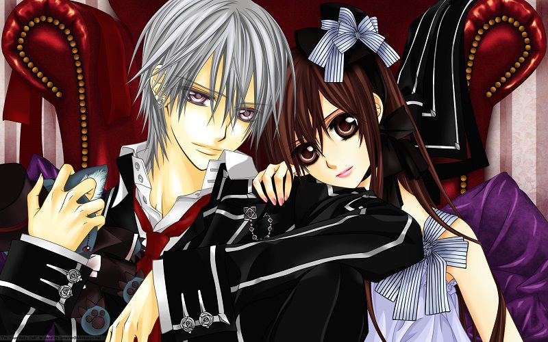 Vampire Knight Staffel 2