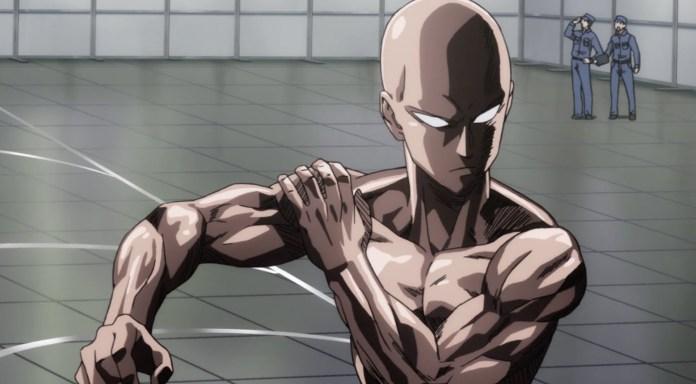 one punch man Season 2