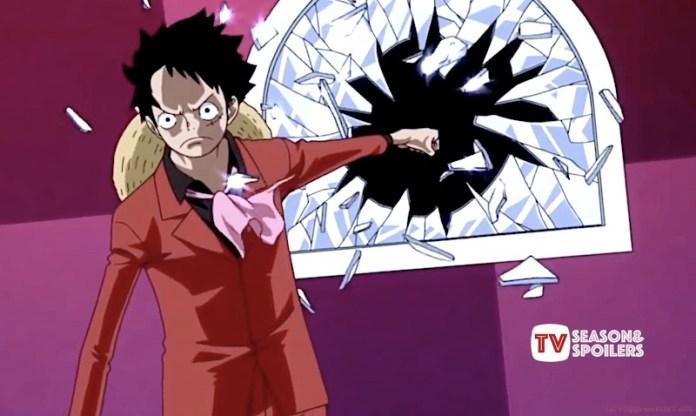 One Piece Episode 851
