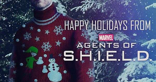 Agents Of Shield Christmas