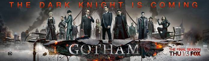 Gotham Final Season - Dark Knight Is Coming