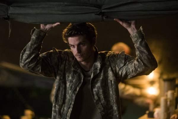 Troy Otto Fear The Walking Dead Season 5