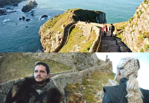 Game of Thrones Location