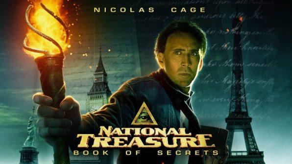 National Treasure 3