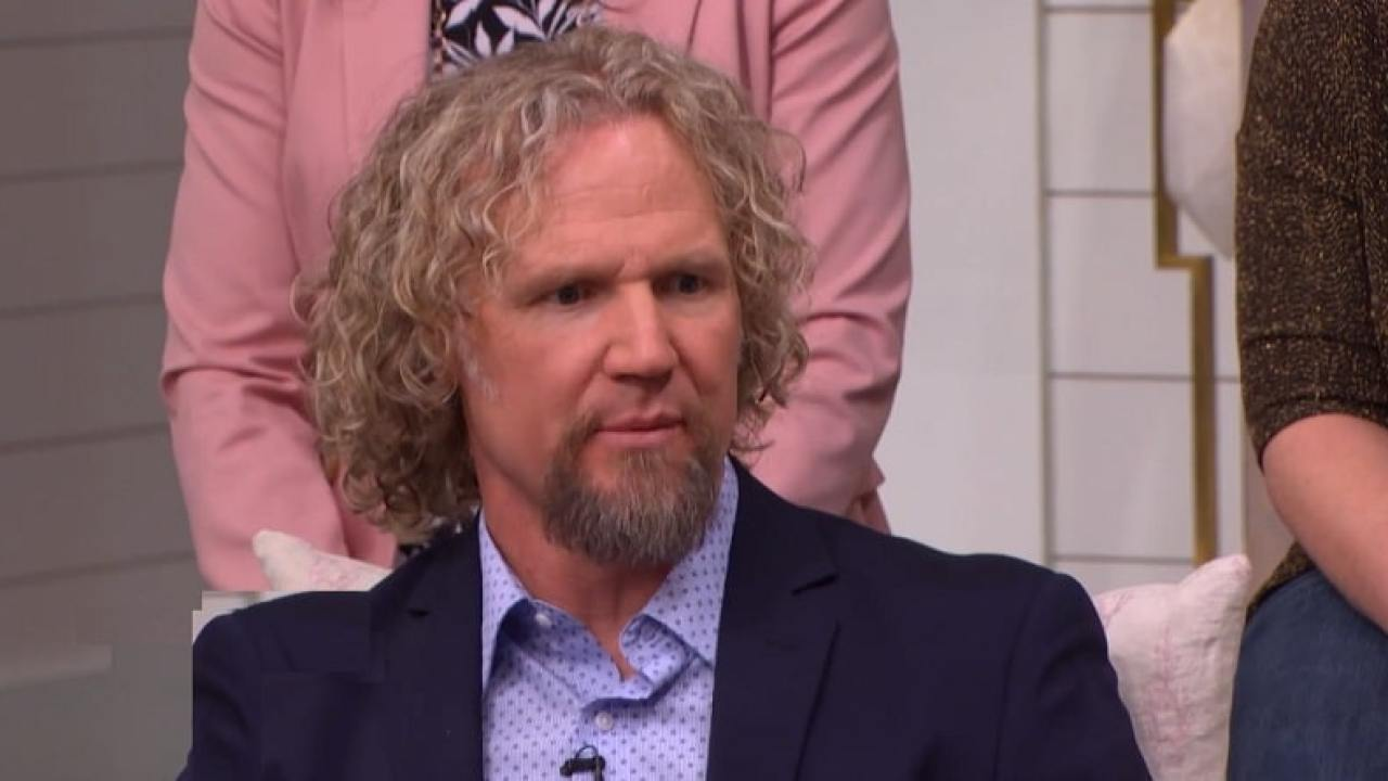 Sister Wives: Kody Brown Looks Uneasy About Neighbor Discussion