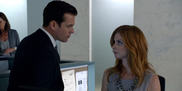 Harvey and Donna- Suits Season 9
