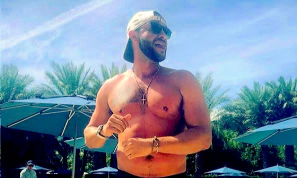 90 Day Fiance' Star Jonathan Rivera On A Vacation With New