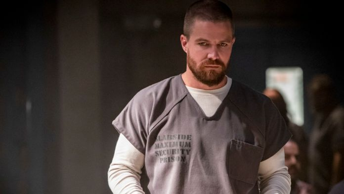 The Arrow Season 8