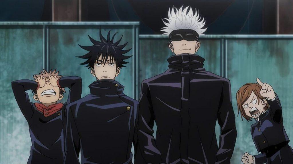 """Jujutsu Kaisen Episode 25 """"class ="""" wp-image-105682 """"data-recalc-dims ="""" 1 """"/>      <h3> <strong> Jujutsu Kaisen Episode 25: Détails de l'intrigue! </strong> </h3> <p> Le dernier épisode de la première saison s'est terminé avec Megumi révélant que Gojo Satoru l'avait convoqué avec Yuji et Nobara parce qu'il avait une mission spéciale pour lui. Ainsi, le prochain épisode pourrait révéler cette mission et le danger auquel les jeunes sorciers seront confrontés. Choso prendra également des mesures pour se venger de la mort de son frère. </p> <p> Jujutsu Kaisen Episode 25 pourrait également démarrer l'arc qui révélera la trame de fond de Geto et Gojo. Il couvrira toute l'histoire depuis le moment où ils sont devenus ennemis, y compris la raison pour laquelle Geto a trahi les sorciers. Gojo Satoru enquête également pour trouver le traître inconnu qui glisse des informations. Ainsi, les fans peuvent également s'attendre à le connaître. </p> <p><img width="""