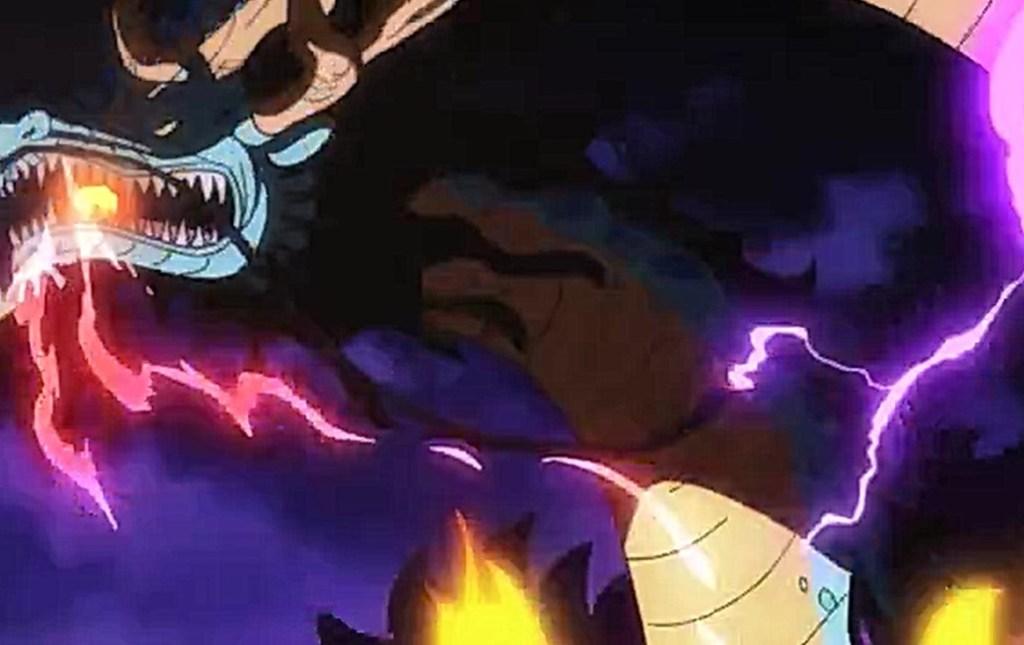 One Piece Episode 973