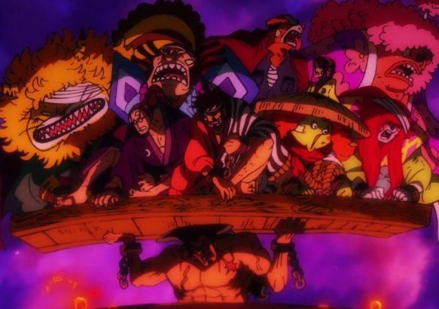 One Piece Episode 974