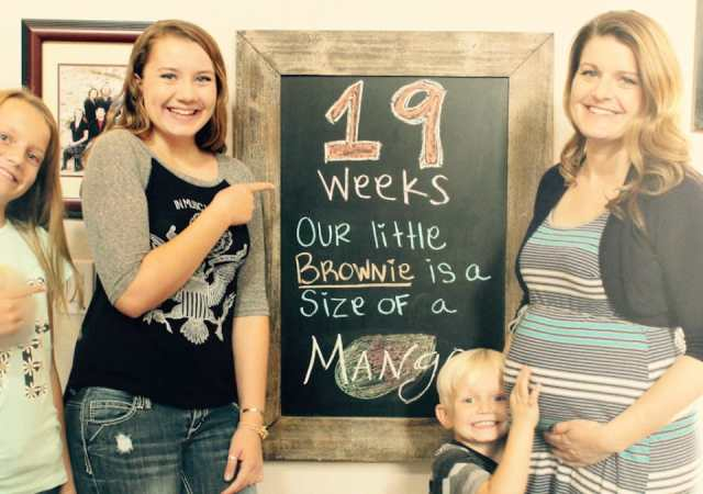 Sister Wives Robyn Brown Pregnant
