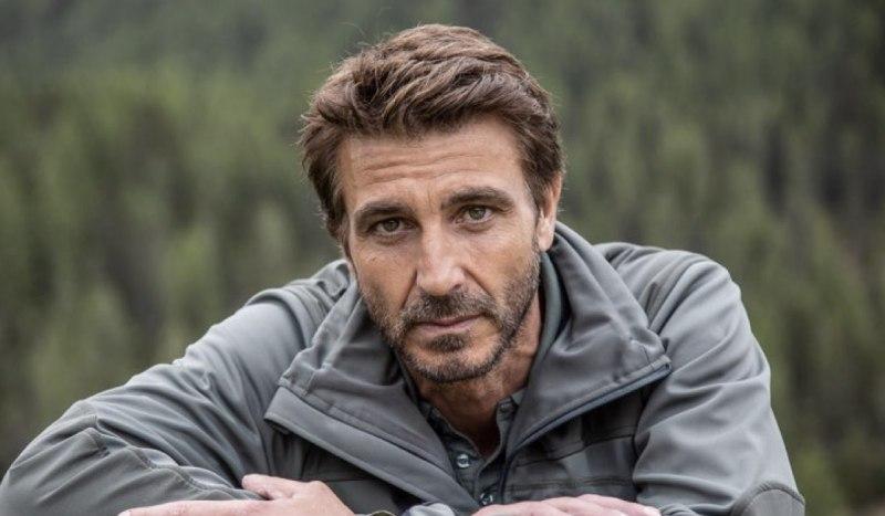 Un passo dal cielo 5 Daniele Liotti interpreta Francesco Neri Credits RAI