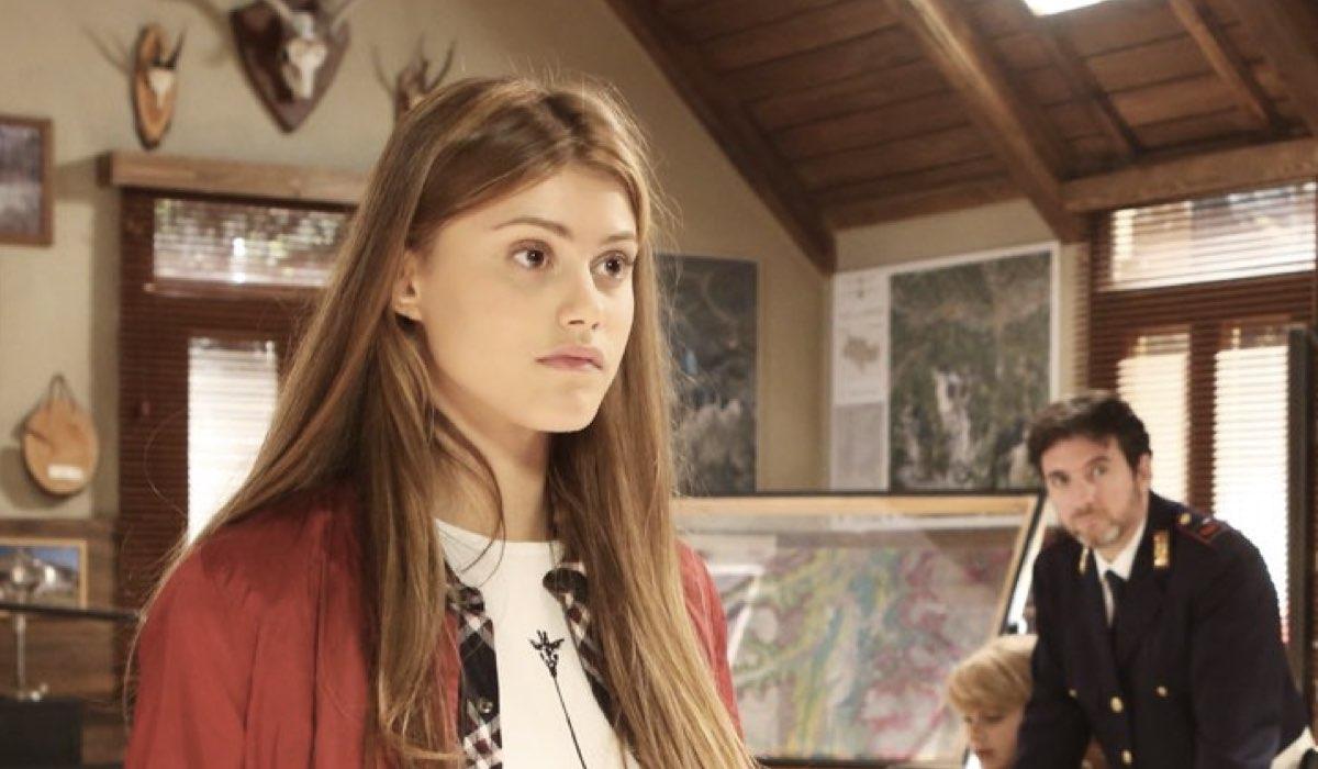 Un passo dal cielo 5 Isabella interpretata da Jenny De Nucci Credits RAI