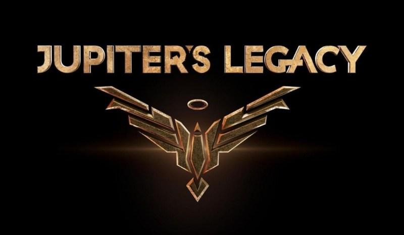 Jupiter's Legacy, il logo. Credits: Netflix.