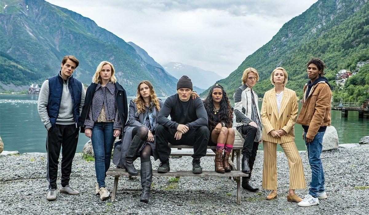 Il cast di Ragnarok 2. Credits: Johan Moen/Netflix
