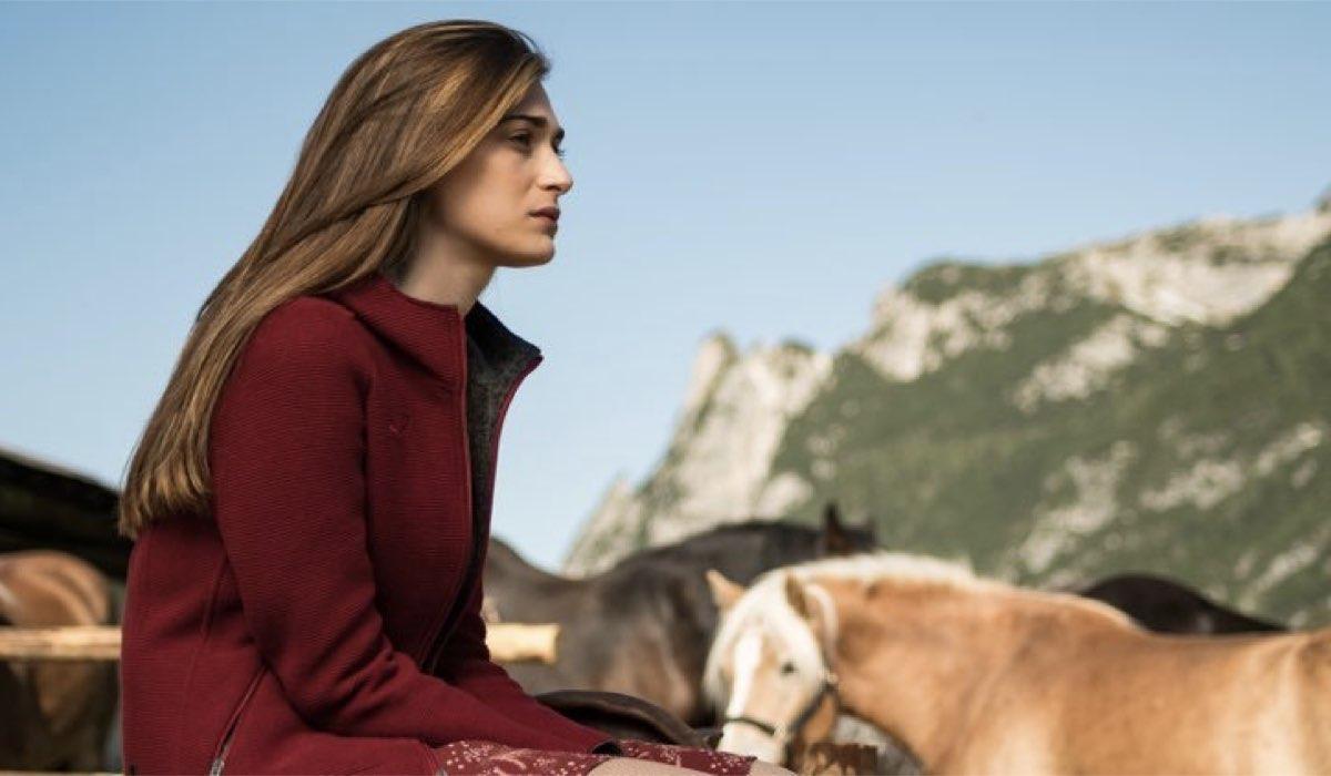 Un passo dal cielo 5 stagione Emma Giorgi interpretata da Pilar Fogliati Credits RAI