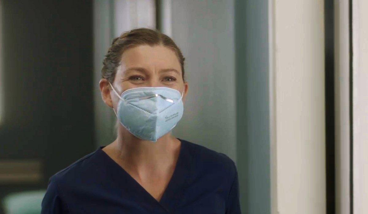 grey s anatomy stagione diciassette meredith grey interpreta Ellen pompeo credits fox e abc