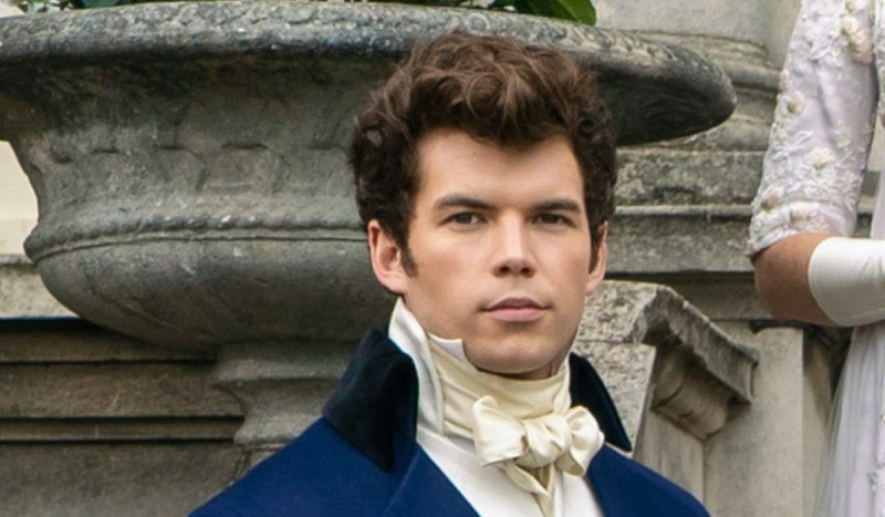 Luke Newton Interpreta Colin in Bridgerton Credits: Liam Daniel/Netflix.