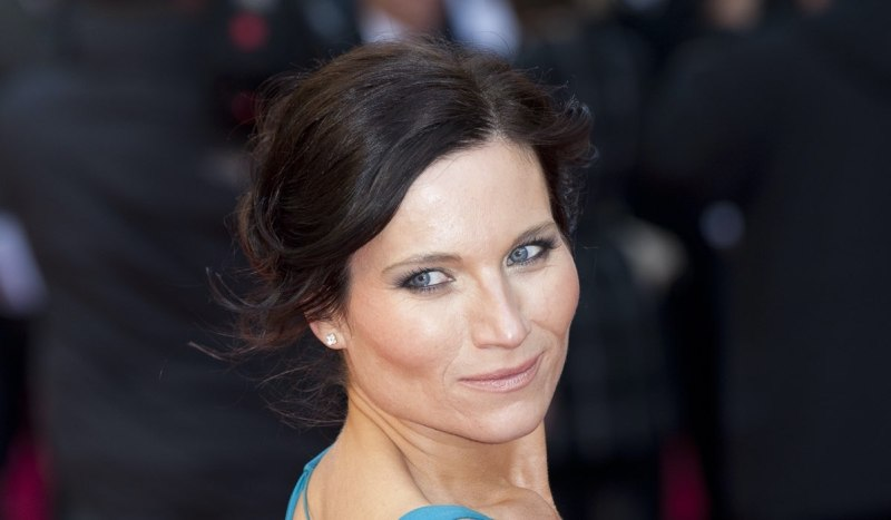 Kate Fleetwood Al The Oliver Awards 2012. Credits: John Phillips/Getty Images