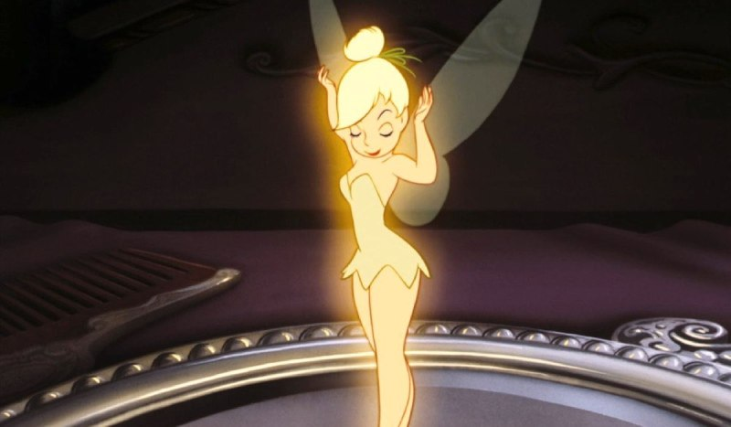 film live action disney in arrivo tink campanellino