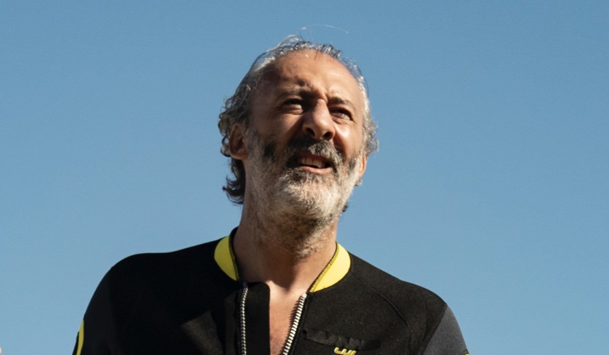 Francesco De Vito Interpreta Introna Ne Le Indagini Di Lolita Lobosco. Credits: Assunta Servello/Rai