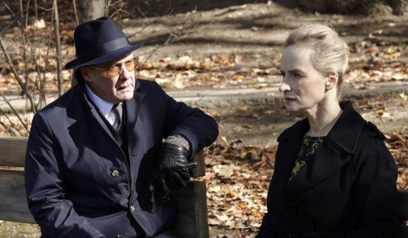 Una Scena Di The Blacklist 8 Stagione. Credits: Fox
