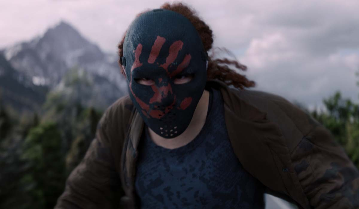 Erin Kellyman è Karli Morgenthau in The Falcon And The Winter Soldier. Credits: The Walt Disney Company e Marvel Studios.