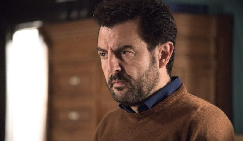 Un Passo Dal Cielo 6 - I Guardiani Enrico Ianniello interpreta Vincenzo Nappi Credits Maria Marin e Rai