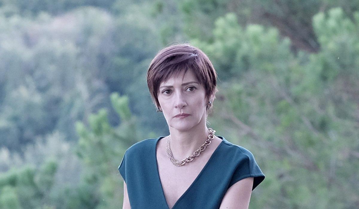 Barbara Folchitto (Lucrezia) In Buongiorno Mamma. Credits: Mediaset