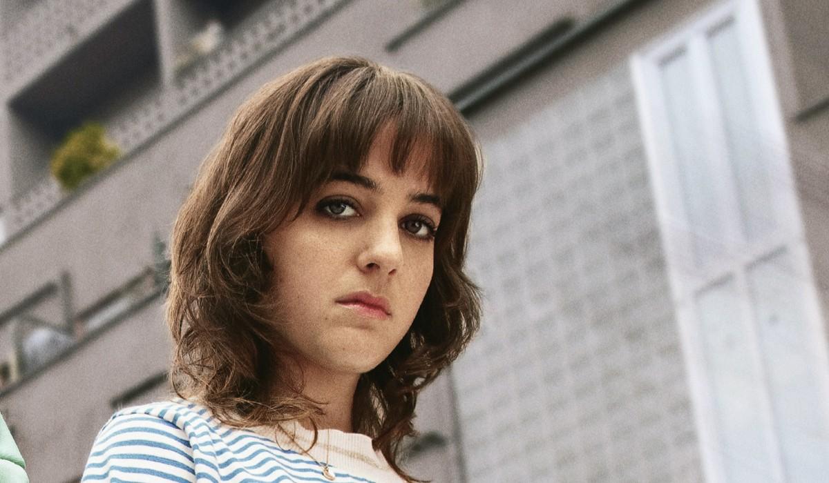 Beatrice Grannò (Anna) In Zero Serie Tv. Credits: Netflix