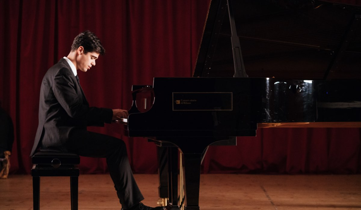 Emanuele Misuraca interpreta Domenico in La Compagnia Del Cigno 2. Credits: Sara Petraglia/Rai.