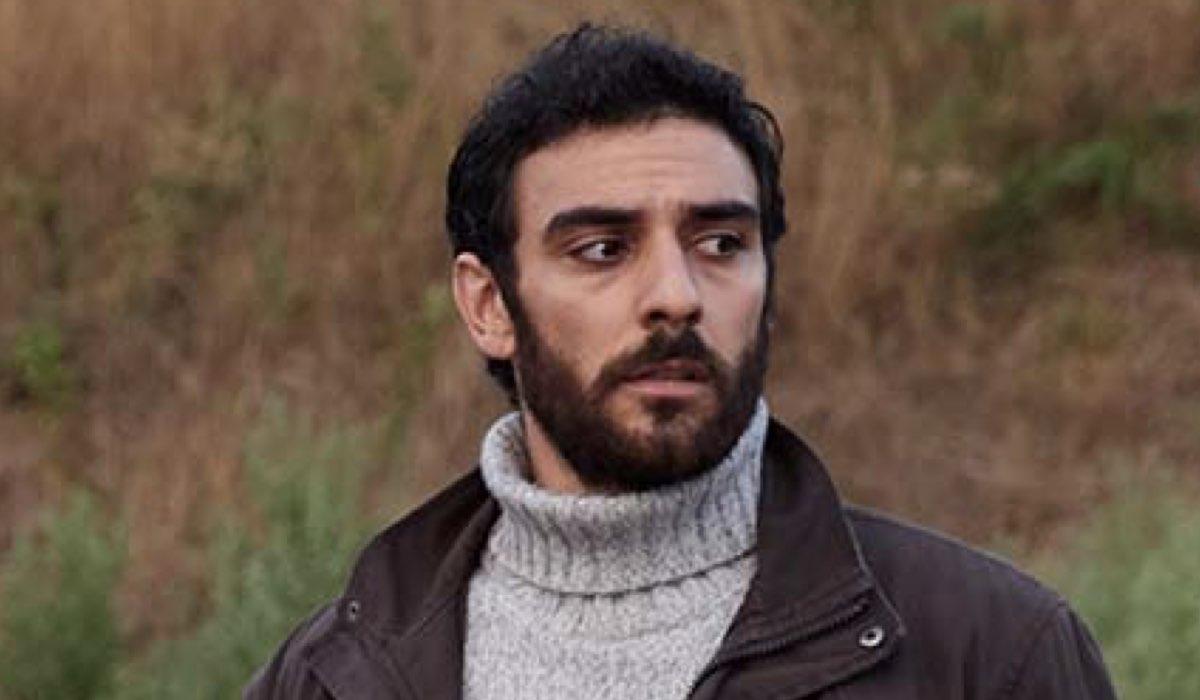 Eugenio Mastrandrea (Marcello) ne La Fuggitiva Credits: Rai