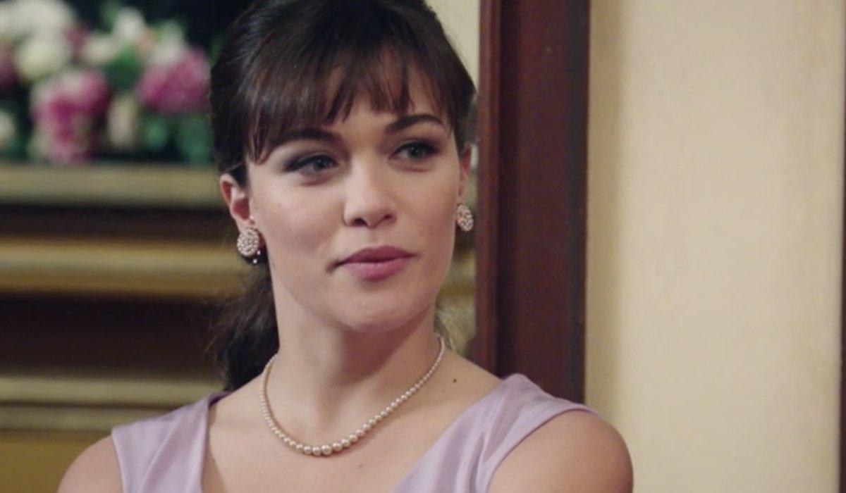 Il Paradiso Delle Signore 5 Puntata 132: Marta Guarnieri interpretata da Gloria Radulescu Credits Rai