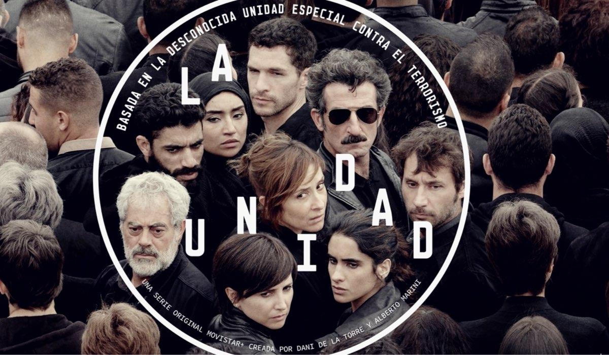 La serie tv La Unidad, dal 17 aprile su Rai 4. Credits: Movistar/Rai.