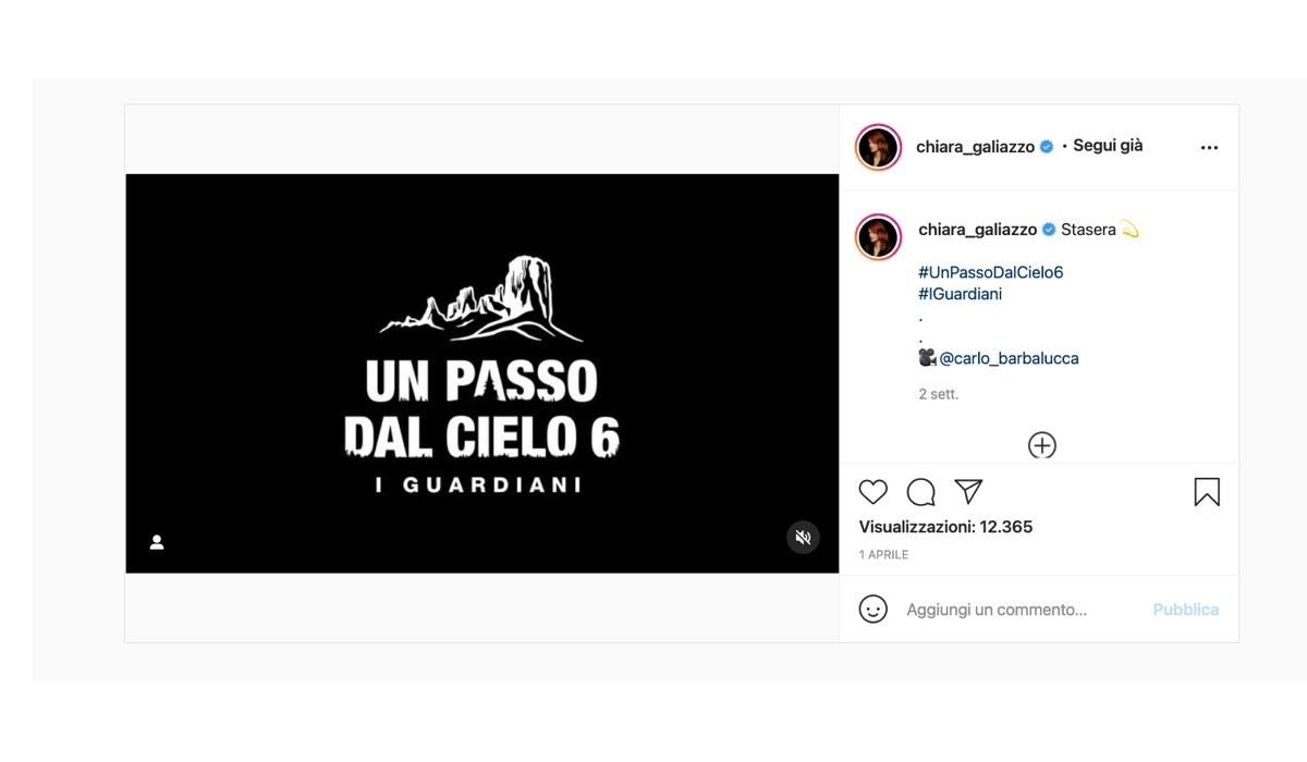 Post Di Chiara Galiazzo Condiviso Sul Profilo Instagram Ufficiale