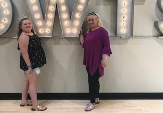 Mama June and Honey Boo Boo Instagram