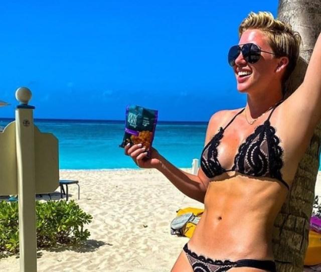 Savannah Chrisley Shuts Down Breast Implant Rumors In Bikini