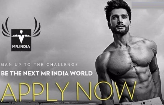 Mr India Audition, Registration, Apply Online