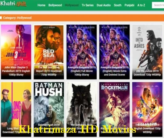 Khatrimaza HD Movies, Telugu Movies, Tamil Movies, Dubbed Hindi English Movies