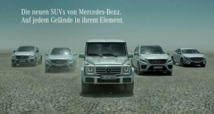 Mercedes-Benz-SUV-Lied