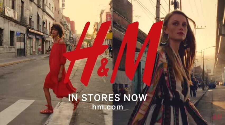 H&M City Diaries – Frühjahrskollektion Song aus der TV-Werbung März 2016