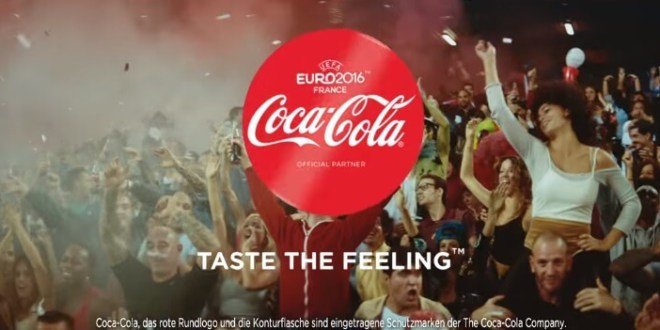 coca cola uefa euro 2016 song aus tv werbung april 2016 tvsong. Black Bedroom Furniture Sets. Home Design Ideas