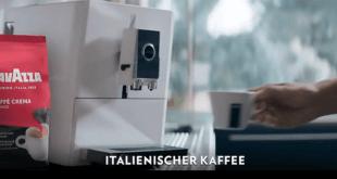 Lavazza: Lied aus dem Werbespot