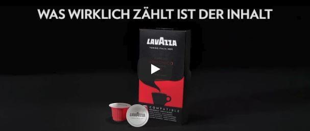 Lavazza - Lied aus der Werbung Januar 2018