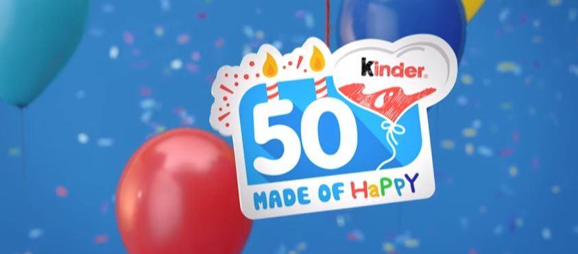 50 Jahre Kinder - Lied aus der Werbung März 2018