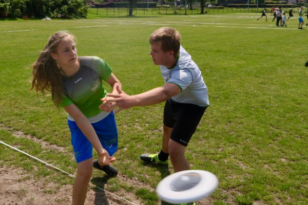 Ultimate Frisbee in Enschede