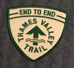 picture of Thames Valley Trail End to End badge